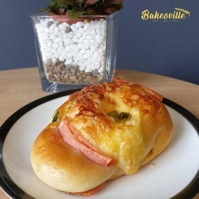 Cheese and Ham Bun
