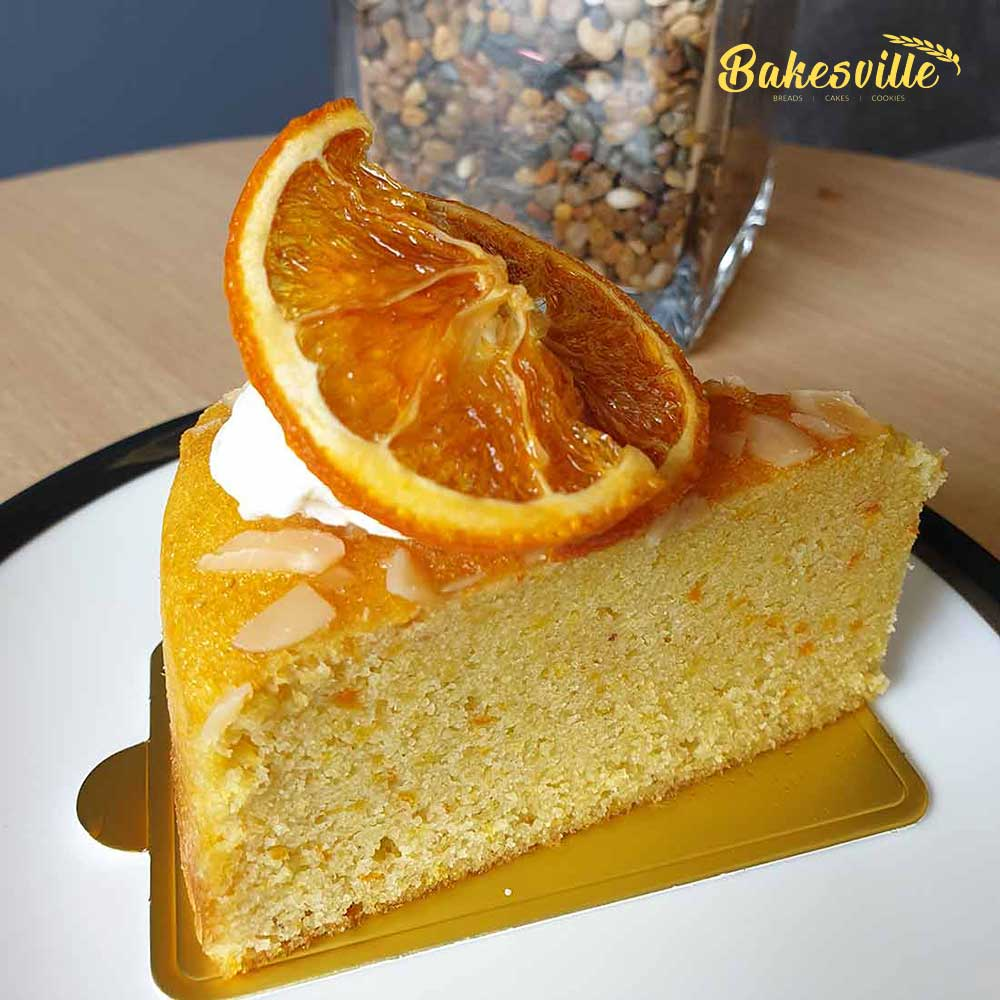 Orange Flourless