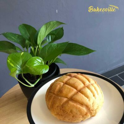 Pineapple Melon Bun