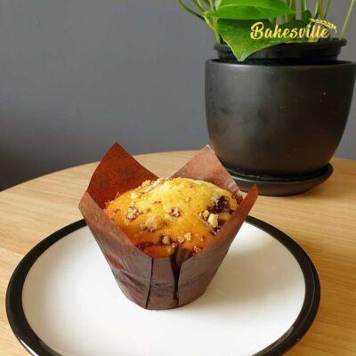 Vanilla Blueberry Muffin