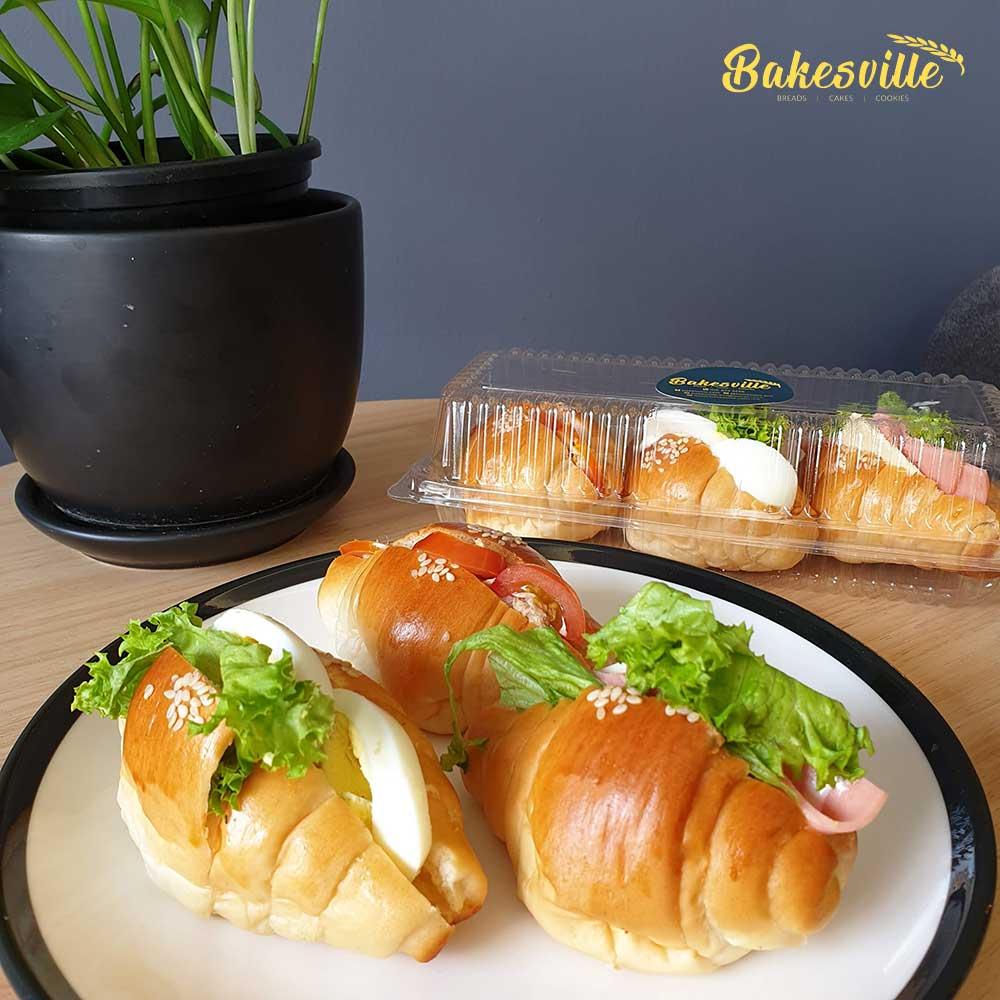 Assorted Mini Sandwich